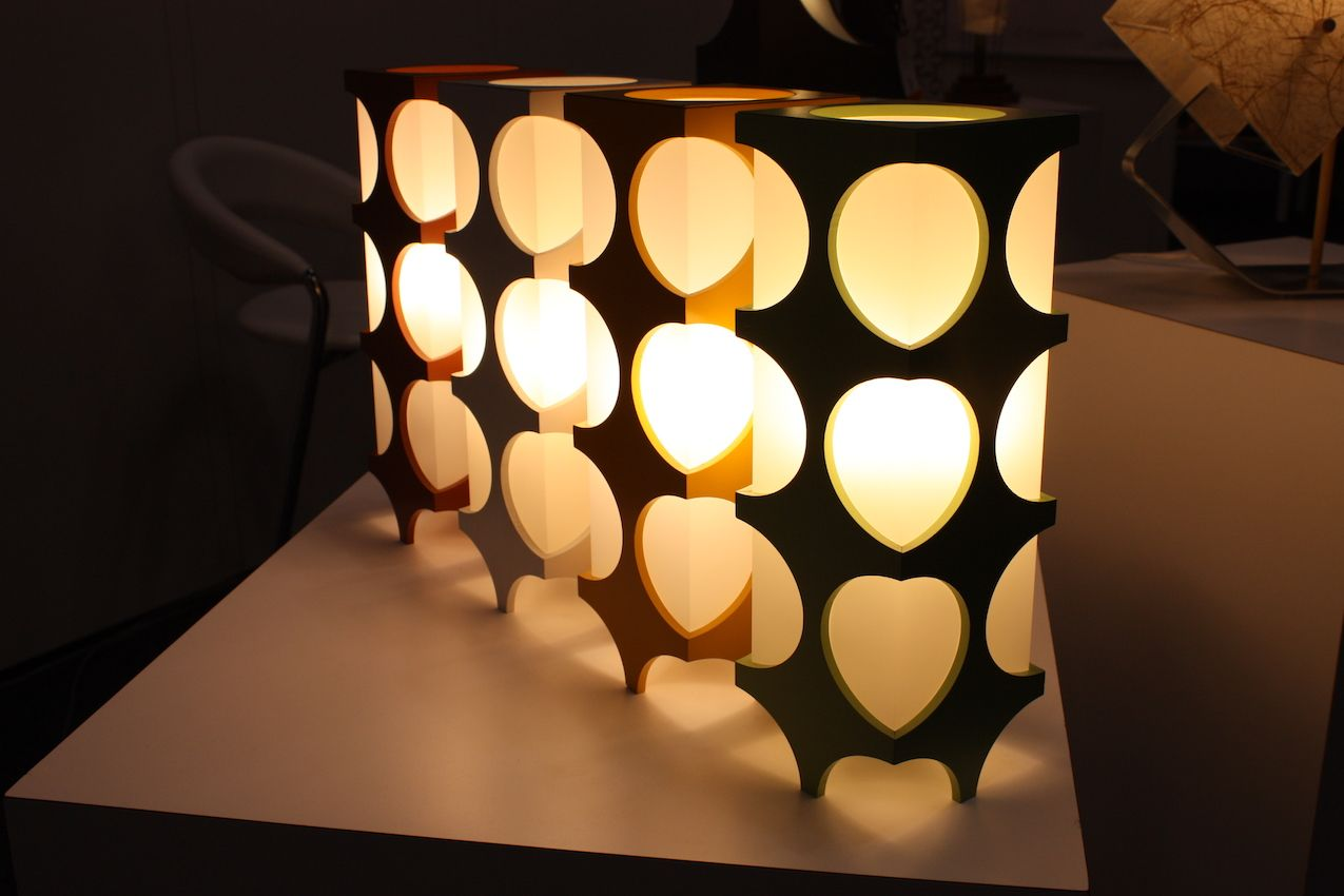 New designs make table lamps and floor lamps more desirable known for retro modern and modern design for the home moore has designed made geotapseo Gallery