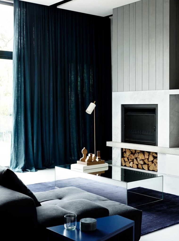 Curtains for Modern Interior Decorating