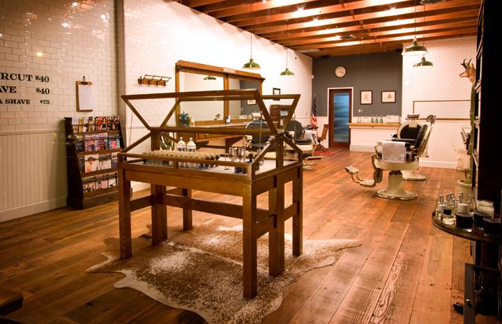 Los Angeles Barber Shop