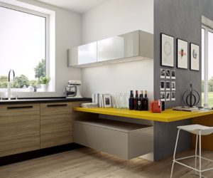 20 gorgeous examples of wood laminate flooring for your kitchen - Kitchen Design Examples