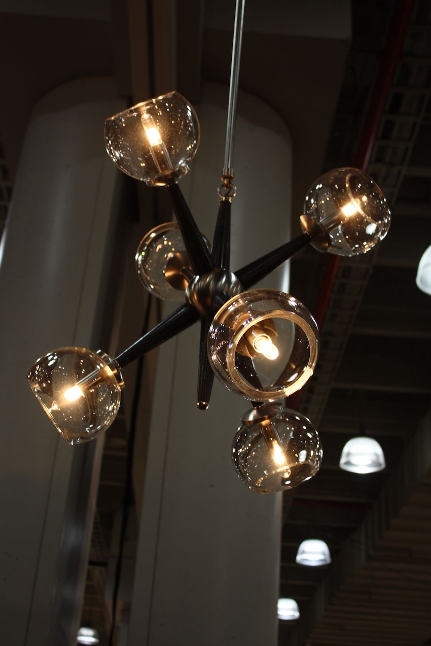 Matthew Fairbank chandelier