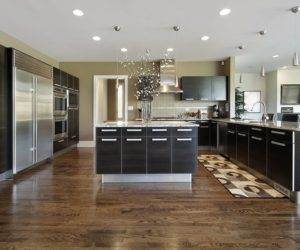 1. Traditional. Traditional Laminate Kitchen Floor
