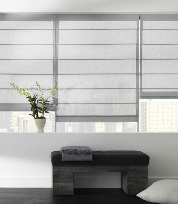 Modern window shades
