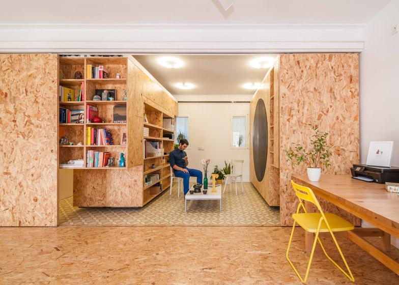 Modular Madrid Apartment