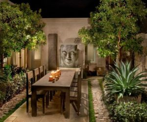 Backyard Statues how to find the best placement for your garden statues