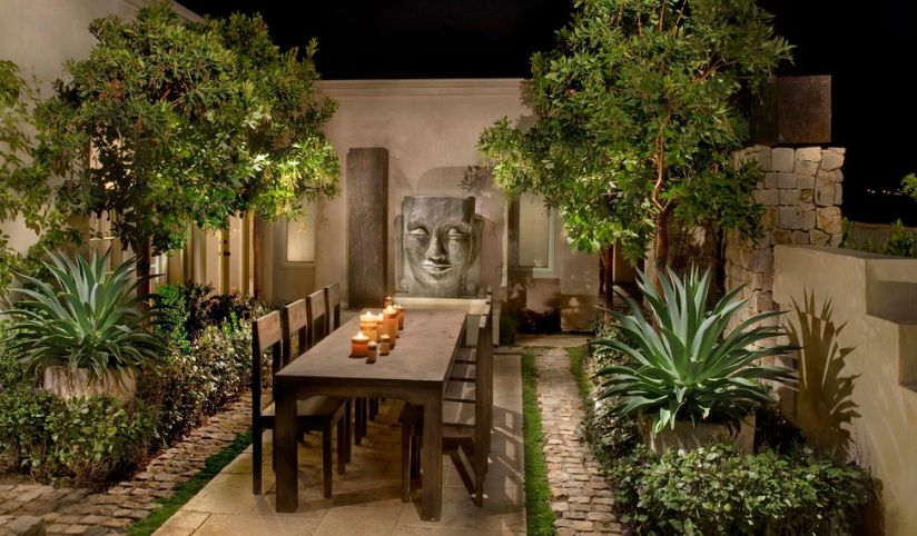 How To Find The Best Placement For Your Garden Statues Custom Buddhist Garden Design Decoration
