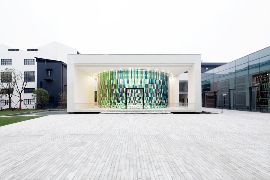 Rainbow chapel design