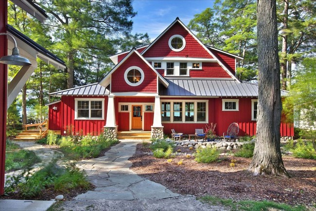 10 Bold Colors To Paint Your Home 39 S Exterior