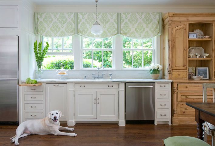 Modern Curtains For Kitchen Windows Cool Design Ideas