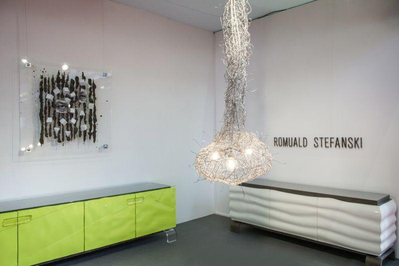 Romuald cocoon chandelier