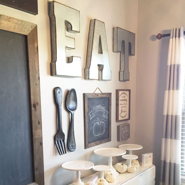 Good Rustic Farmhouse Chalkboard