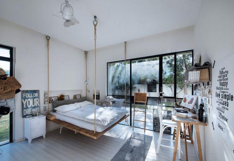 Savion Residence hanging bed