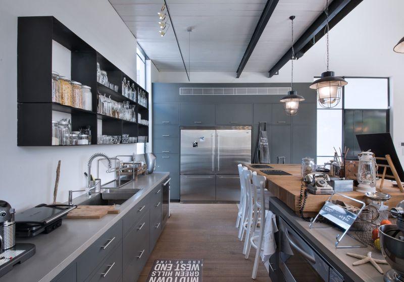 Savion Residence kitchen interior