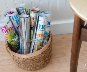 Bathroom Magazine Rack Options You Can Build Yourself