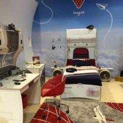 Fun, Funky, And Fantastic Kids Bedroom Furniture Design Nice Look