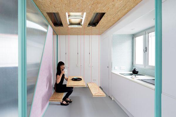 Spanish studio Elii Architect Apartment
