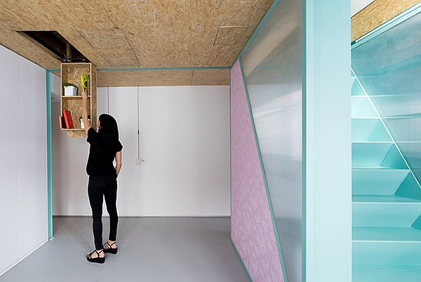 Spanish studio Elii Architect Shelf