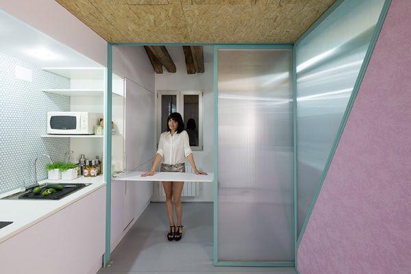 Spanish studio Elii Architect Sliding