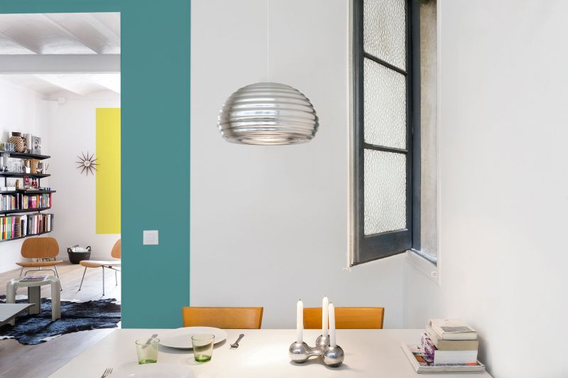 The Furnished Void dining room pendant