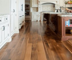 Check Out These 20 Gorgeous Examples Of Wood Laminate Flooring And How It  Can Sparkle And Shine Throughout Your Kitchen!
