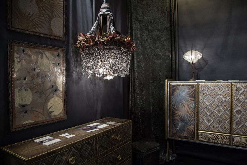 Valentina giovando chandelier design