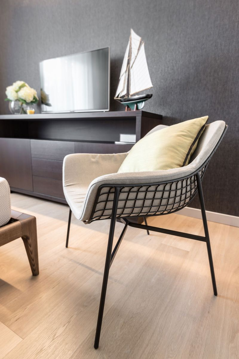 Villa in Bordighera accent chair