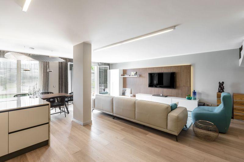 Villa in Bordighera living room lounge