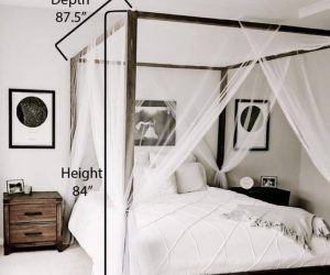 25 DIY Canopy Beds to Make You Feel Like You're On Safari