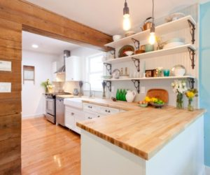 20 Gorgeous Examples Of Wood Laminate Flooring For Your Kitchen!
