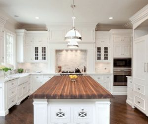 Check Out These 20 Gorgeous Examples Of Wood Laminate Flooring And How It Can Sparkle Shine Throughout Your Kitchen