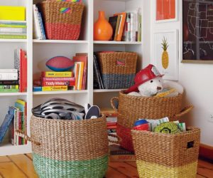 14 Fun Storage Ideas For Your Daughter's Bedroom