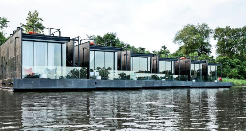 X-Float villas - floating