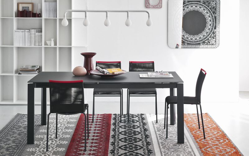 duca extendable calligaris table