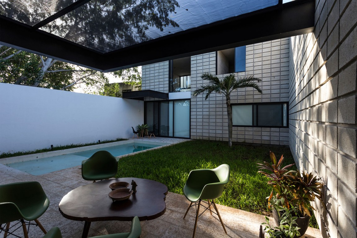 eureka studio design a cool small backyard