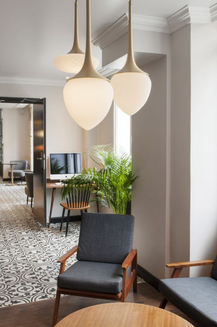 Andre Latin Hotel lighting