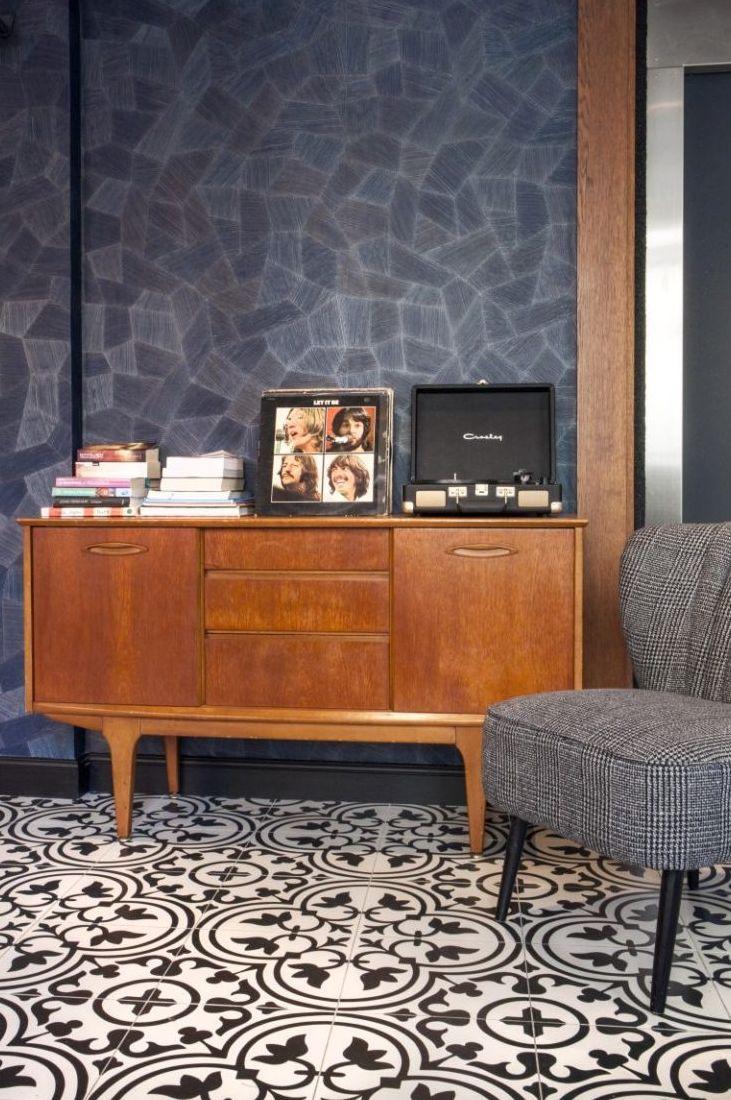 Andre Latin Hotel mid century dresser