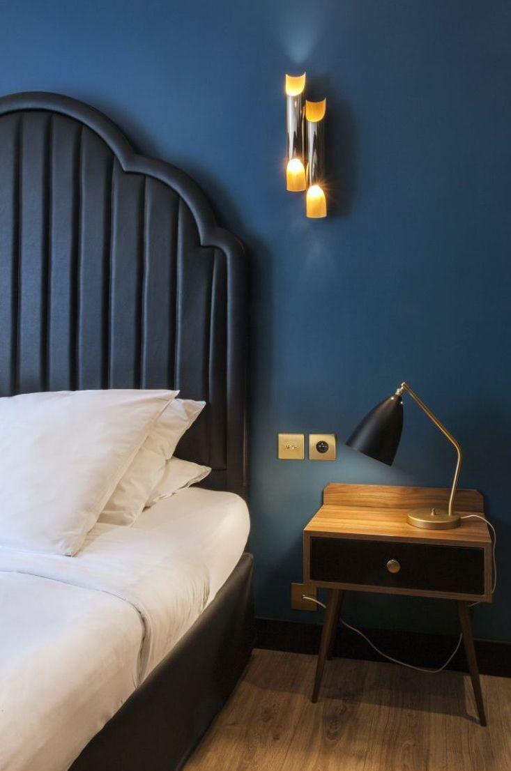 Andre Latin Hotel mid century nightstand
