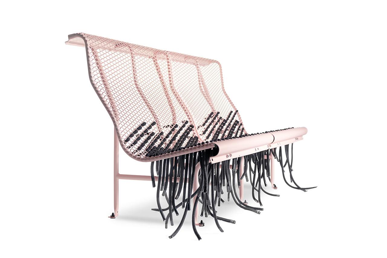 Aybar Catalano Bench design