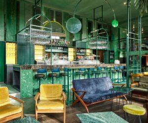 A Botanical Cafe And Bar Inspired By The Rainforest