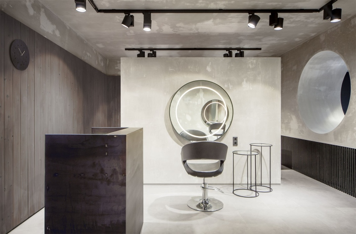 Beauty Salon Numero Uno Design Counter