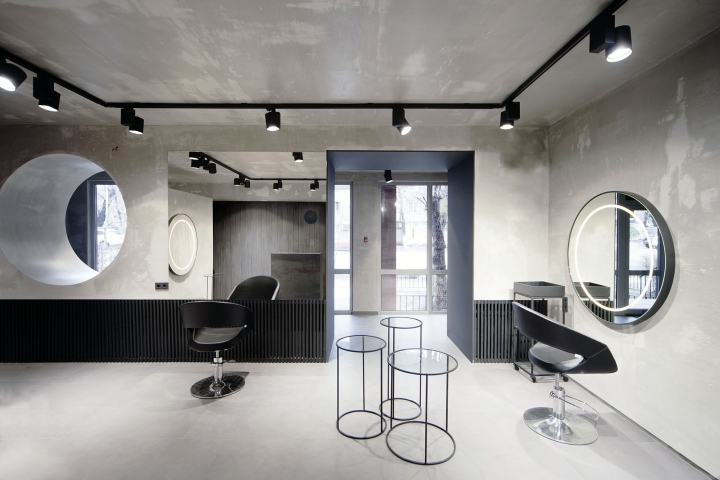Beauty Salon Numero Uno Design Lighting