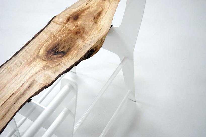 Bespoke bench design natural