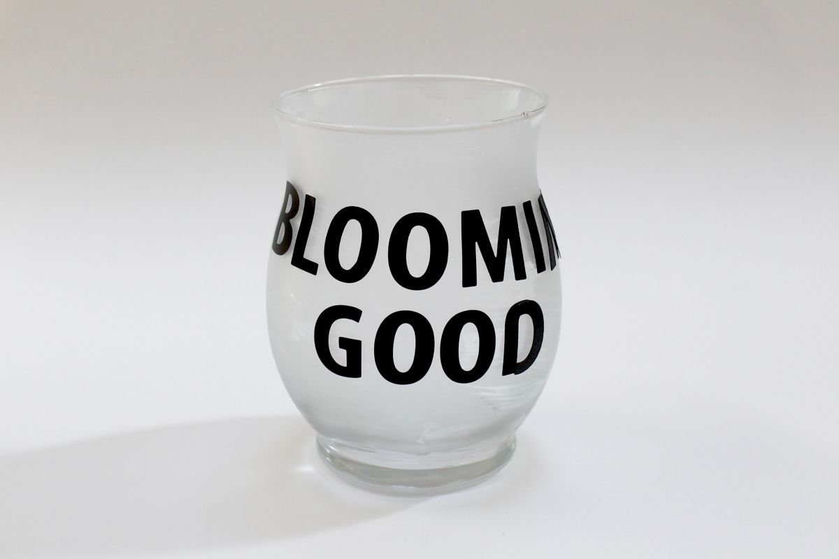 Blooming Good Colorful Etched Vases