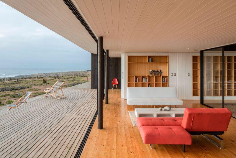 Casa C14 indoor outdoor connection