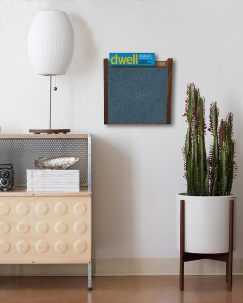 Case Study Fiberglass Wall Pocket by Modernica