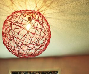 DIY String Globe Light – A Fun and Simple Project