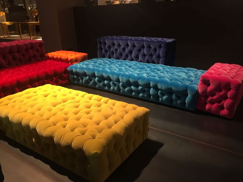Tufted Furniture – Popular For Ages And Still Going Strong