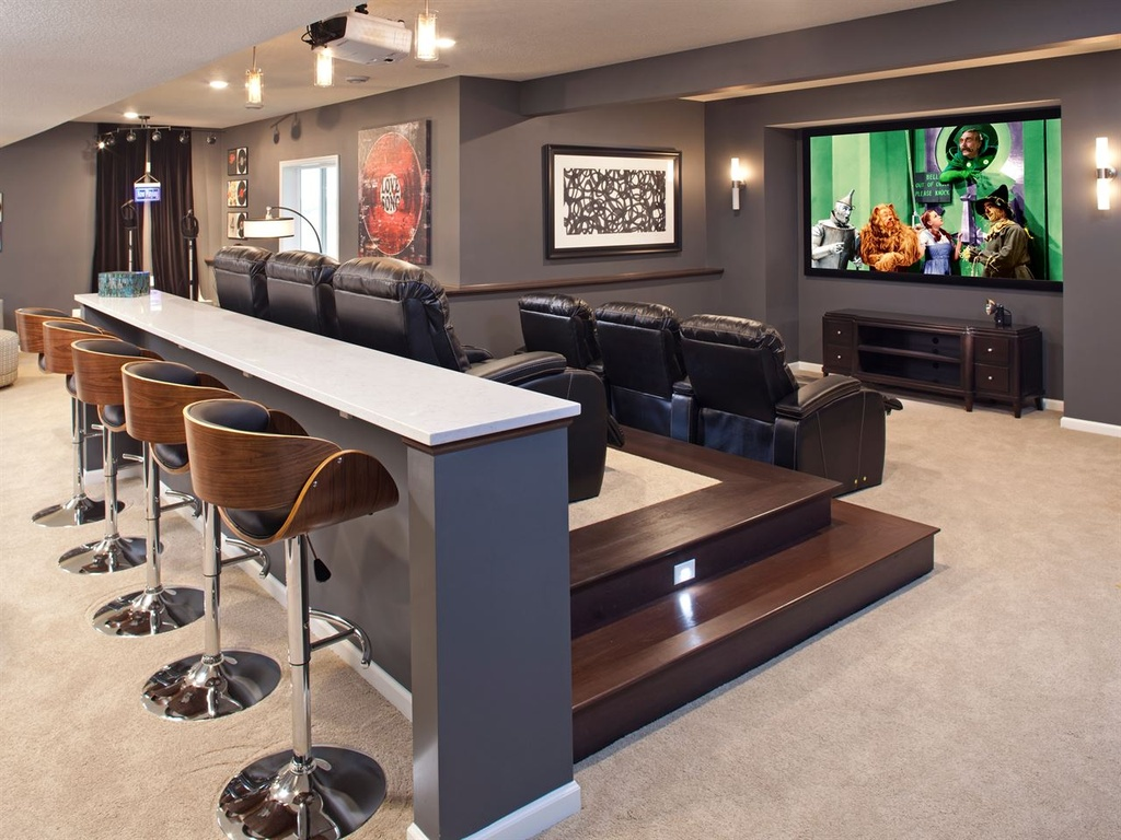 40 man stuff for styling and personalizing for Man cave designer