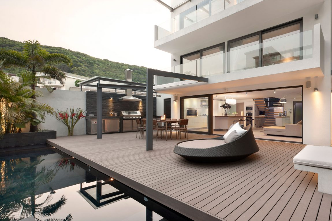 Contemporary home in Clearwater bay Hong Kong