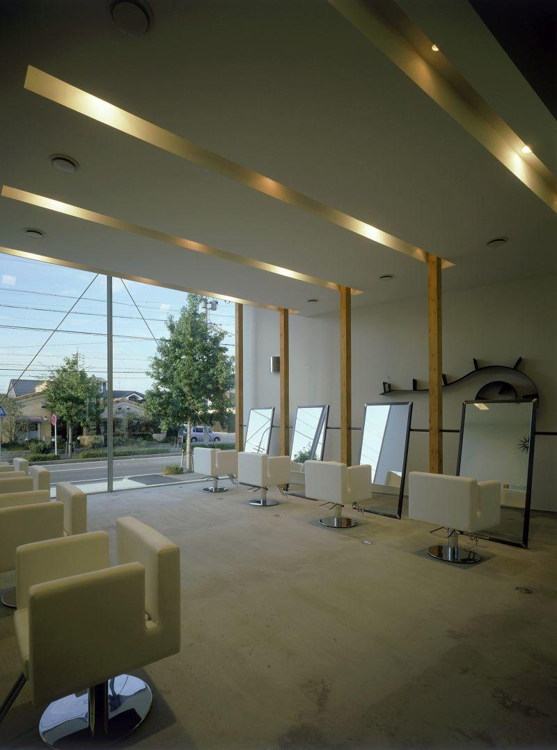 Coo hair Eclat atelier interior